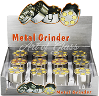 Picture of 43mm - 3 PART - REVOLVER GRINDER - 12ct DISPLAY