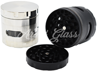 53mm - 4 PART - SEE THROUGH COMPARTMENT GRINDER