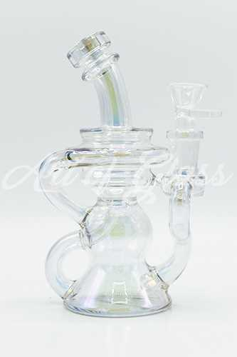 """Picture of 8"""" FUMED KLEIN RECYCLER"""