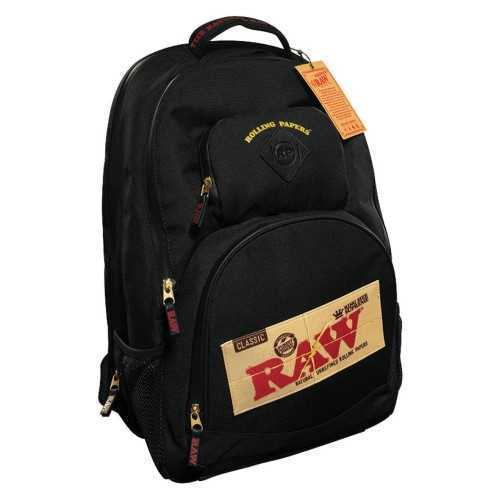 Picture of RAW SMELL PROOF BAKEPACK - BLACK