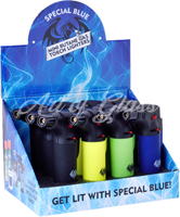 Picture of SPECIAL BLUE BERNIE RUBBER TORCH DISPLAY - 12ct