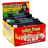 Picture of DOOB TUBES - BLACK - REGULAR - 25ct