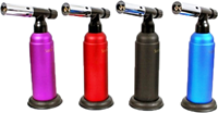 "Picture of SCORCH TORCH 8"" 2T DOUBLE FLAME TORCH (PRE-ASSORTED COLORS)"