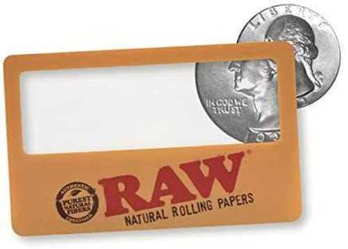 Picture of RAW MAGNIFIER CARD