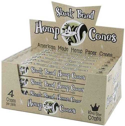 Picture of SKUNK KING SIZE CONES 24CT