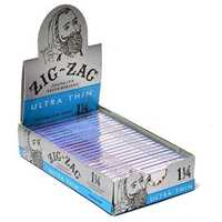 Picture of ZIG-ZAG 1-1/4 ULTRA THIN ROLLING PAPERS 24ct