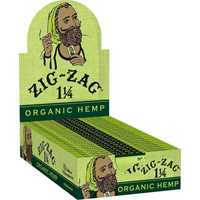 Picture of ZIG-ZAG 1-1/4 ORIGINAL HEMP ROLLING PAPERS 24ct
