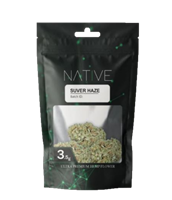 Picture of NATIVE HEMP CBD FLOWER - SUVER HAZE - 3.5g