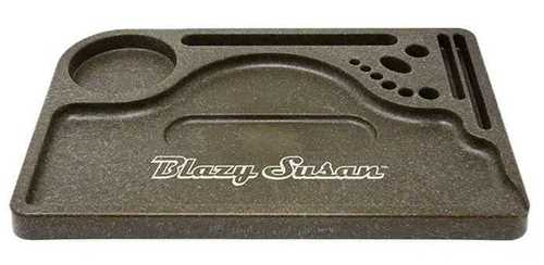 Picture of BLAZY SUSAN HEMP ROLLING TRAY