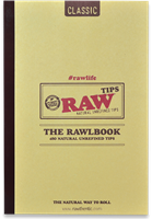 Picture of RAW TIPS - THE RAWLBOOK - 480ct