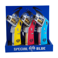 Picture of SPECIAL BLUE THE AVENGER 6ct TORCH DISPLAY