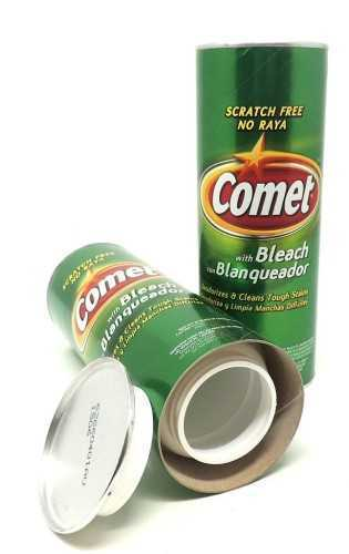 "Picture of 8"" COMET CLEANER STASH CAN"