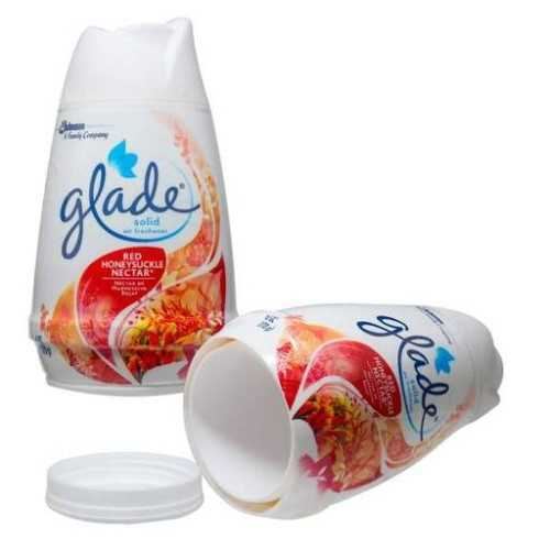 """Picture of 5"""" GLADE AIR FRESHENER STASH CAN"""