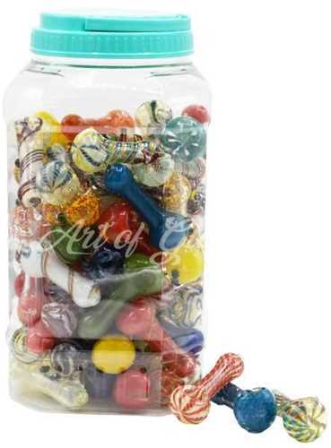 """Picture of 3"""" - 85CT - MIX SPOON JAR"""