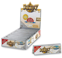 "Picture of JUICY JAYS ULTRA THIN HEMP PAPERS VANILLA ICE 1-1/4"" (24ct)"