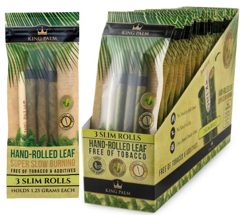 Picture of KING PALM 3CT SLIM ROLLS