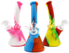 """Picture of 7"""" SILICONE BEAKER WATER PIPE"""