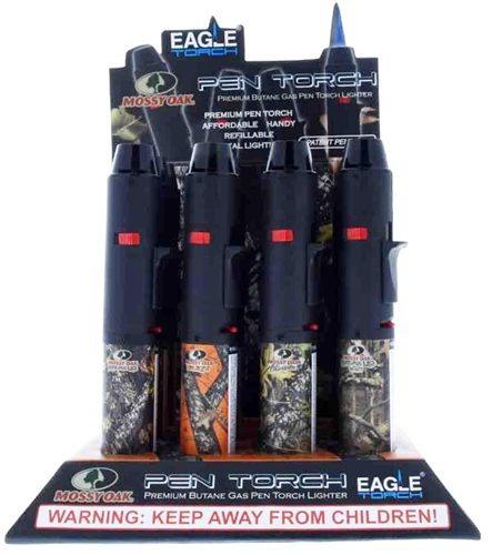 Picture of EAGLE STRAIGHT PEN TORCH MOSSY OAK - 12ct DISPLAY
