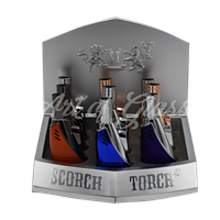 Picture of SCORCH CIGAR TORCH #61456 (9CT)