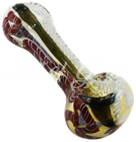 "Picture of 4"" FUMED w/ ROPES & DICRO STRIP"