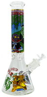 "Picture of 14"" STONED VAMPIRE CARTOON BEAKER"