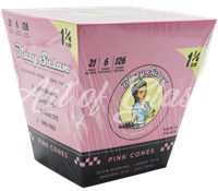 Picture of BLAZY SUSAN 1 1/4 PINK CONES - 6pk -21ct