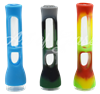 """Picture of 3"""" SILICONE WRAPPED CHILLUM"""
