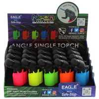 Picture of EAGLE TORCH NEON MINI-ANGLE V2 SAFE STOP (20CT)