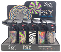 "Picture of SKY 4"" PSYCHEDLIC SIDE-TORCH (15CT)"