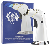 Picture of SPECIAL BLUE TRIPLE THREAT TORCH
