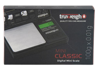 Picture of TRUWEIGH MINI CLASSIC SCALE (100G x .01G)