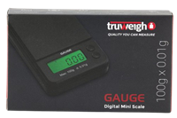 Picture of TRUWEIGH GAUGE SCALE (100G x .01G)