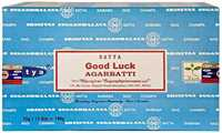 Picture of SATYA GOOD LUCK INCENSE STICKS 12pk 15g