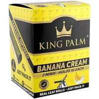 Picture of KING PALM MINI 2PK - BANANA CREAM - 20ct