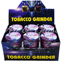 Picture of 50mm R/M SUNGLASSES FULL WRAP GRINDER - 12ct DISPLAY