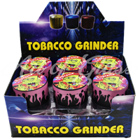 Picture of 50mm BART SUPREME FULL WRAP GRINDER - 12ct DISPLAY