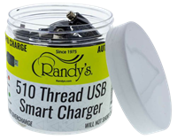 Picture of RANDY'S 510 THREAD SMART CHARGER (30ct)