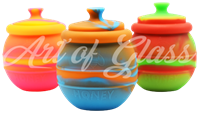 Picture of Silicone Honeypot Container – 5""