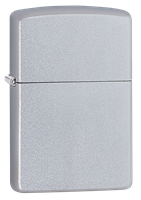 Picture of CLASSIC SATIN CHROME ZIPPO LIGHTER