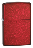 Picture of CLASSIC CANDY APPLE RED ZIPPO LIGHTER