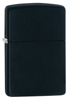Picture of CLASSIC MATTE BLACK ZIPPO LIGHTER