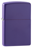Picture of CLASSIC PURPLE MATTE ZIPPO LIGHTER
