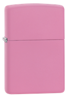 Picture of CLASSIC MATTE PINK ZIPPO LIGHTER