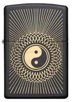 Picture of YIN & YANG 2 ZIPPO LIGHTER