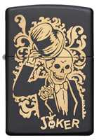 Picture of JOKER ZIPPO LIGHTER