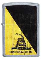 Picture of DON'T TREAD ON ME ZIPPO LIGHTER