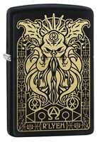 Picture of MONSTER DESIGN ZIPPO LIGHTER