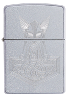 Picture of HAMMER OF THOR DESIGN ZIPPO LIGHTER