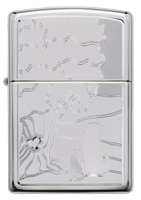 Picture of PET AND TREE DESIGN ZIPPO LIGHTER