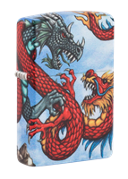 Picture of DRAGON DESIGN ZIPPO LIGHTER